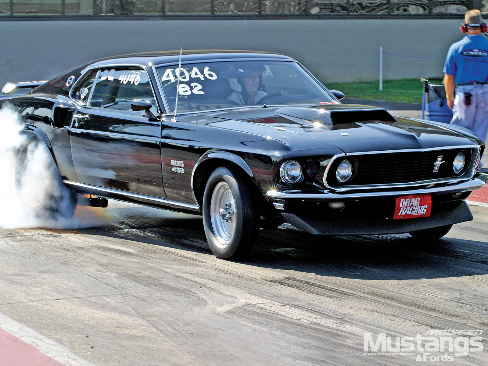 Exedy Racing Clutch Nmra Ford Expo 1969 Boss 429