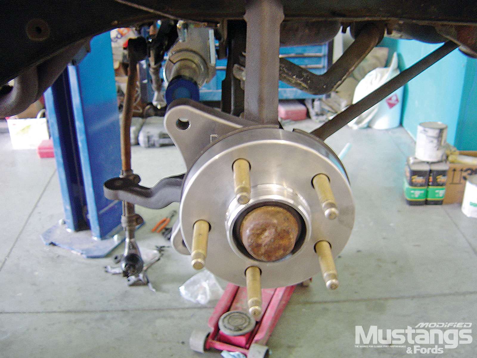 Four Wheel Disc Brake Installation Spacer