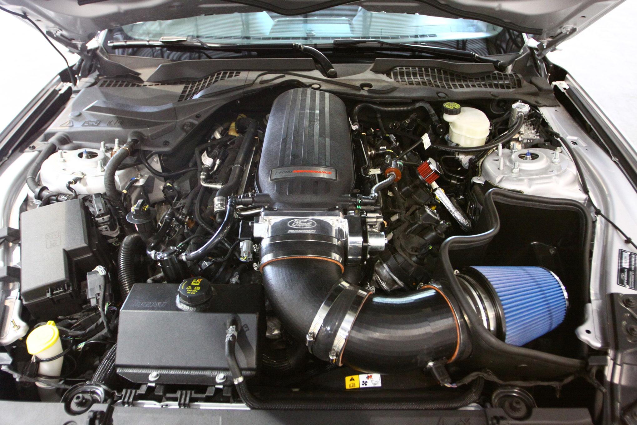 Steeda Autosports 2018 Mustang GT 13