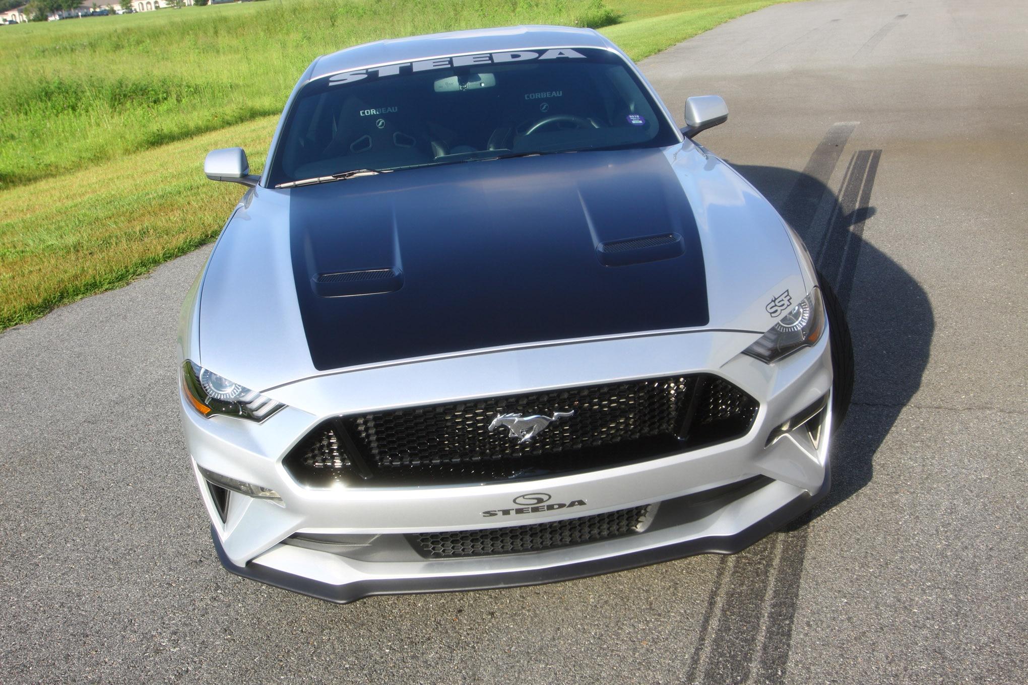 Steeda Autosports 2018 Mustang GT 6