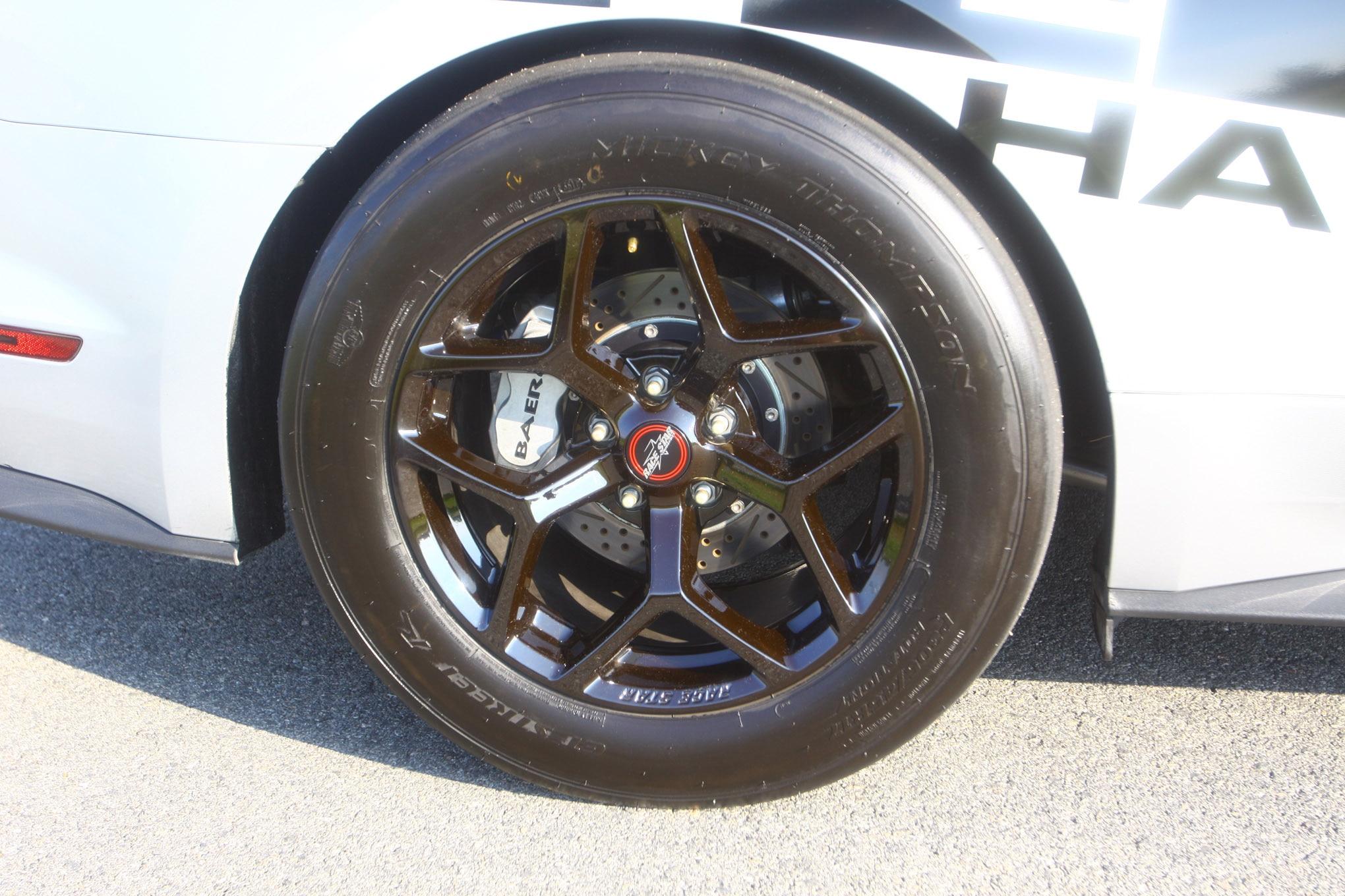 Steeda Autosports 2018 Mustang GT 4