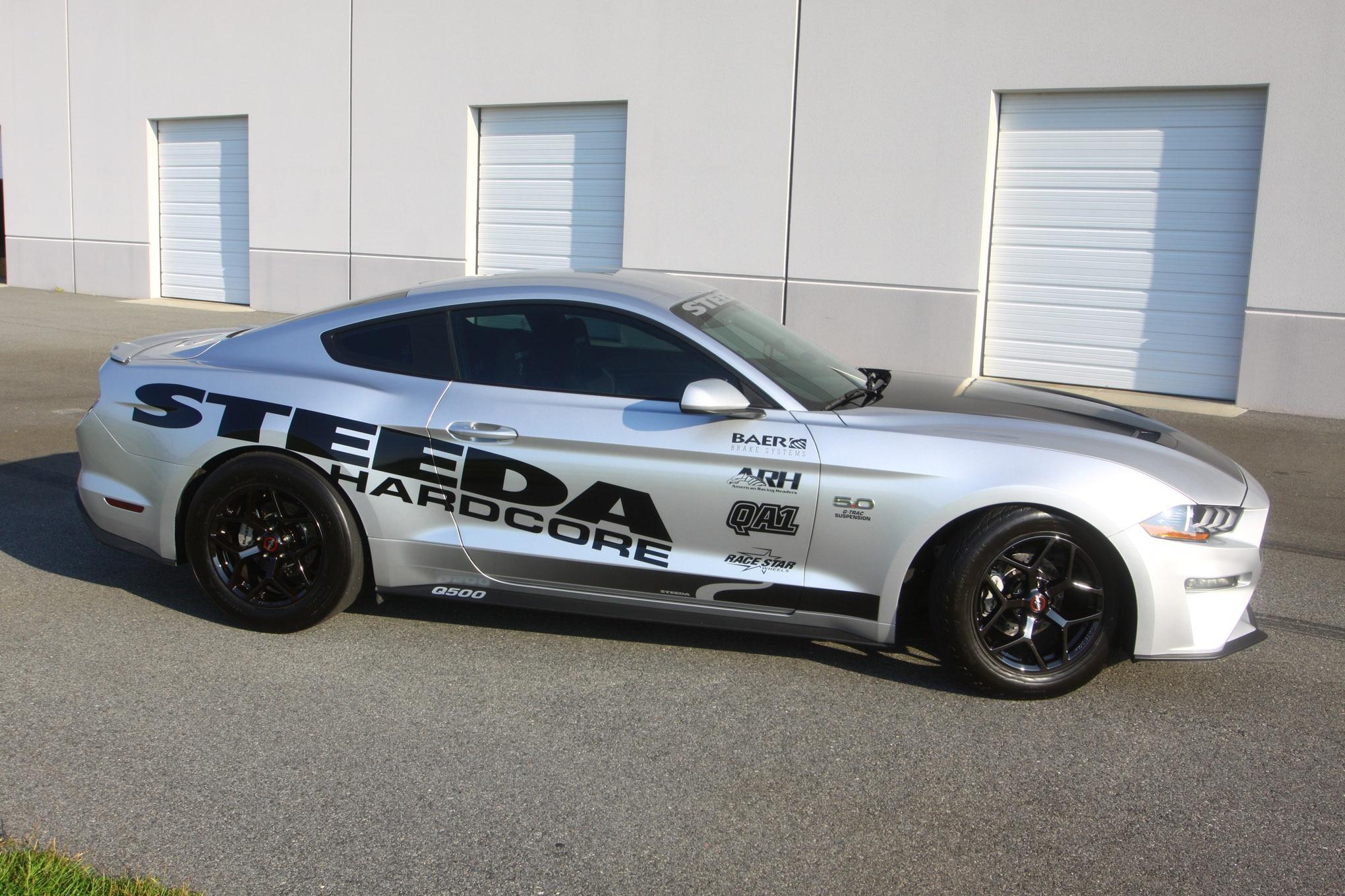 Steeda Autosports 2018 Mustang GT 3