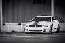 Sterling Hall Lets The 850rwhp Do The Talking For His S197
