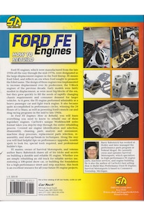 Book Review Ford FE Engines