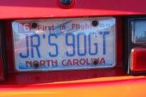 Foxtoberfest Fox Mustang Vanity Plate 19
