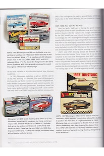 Book Review Collecting Muscle Car Model Kits 2