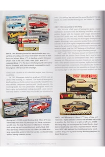 Book Review Collecting Muscle Car Model Kits 4