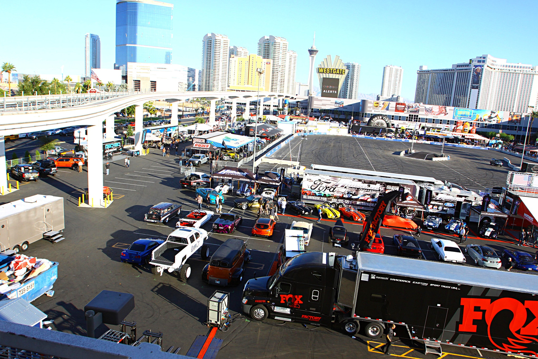 002 2018 Sema Fords Out Front