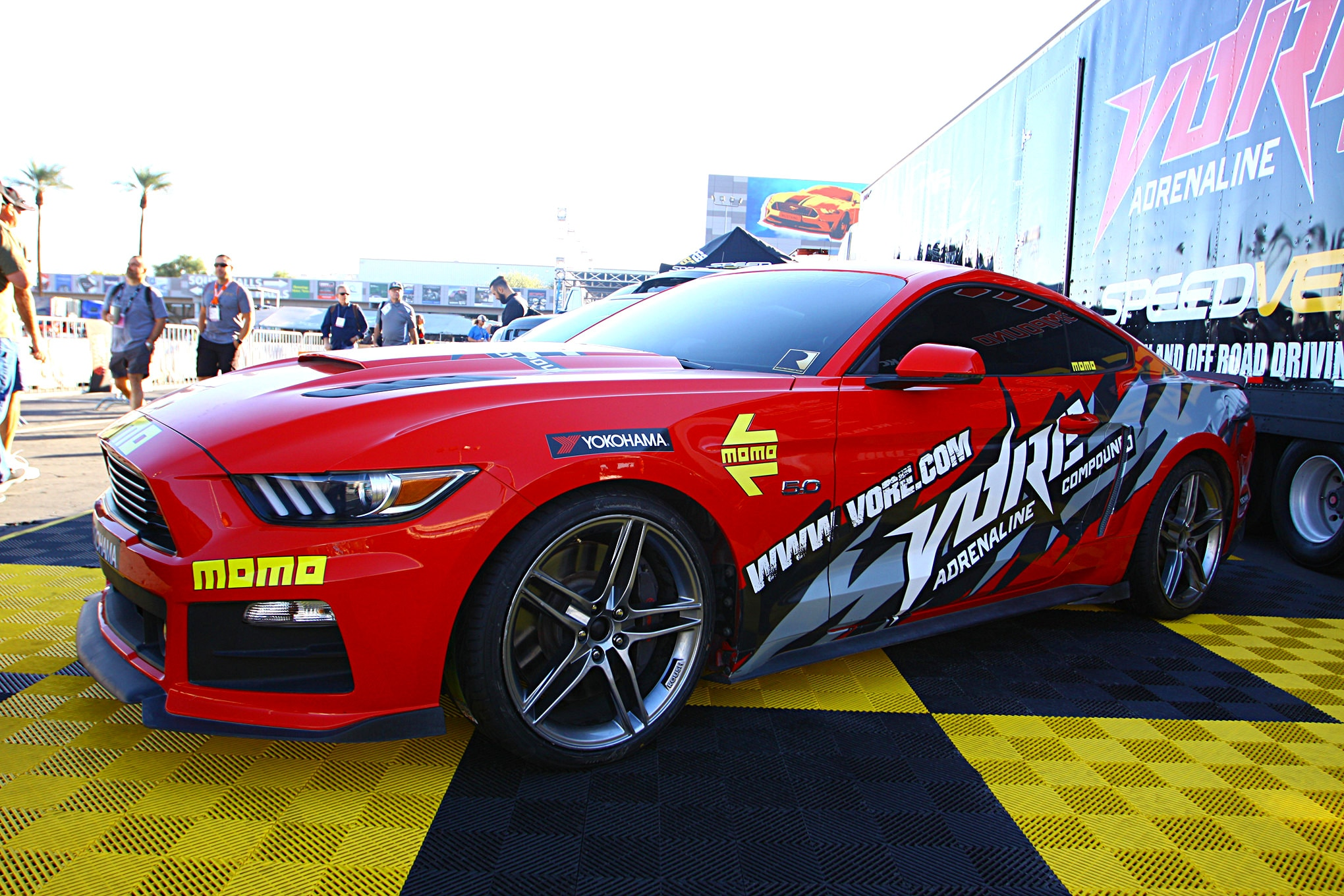 019 2018 Sema Fords Out Front