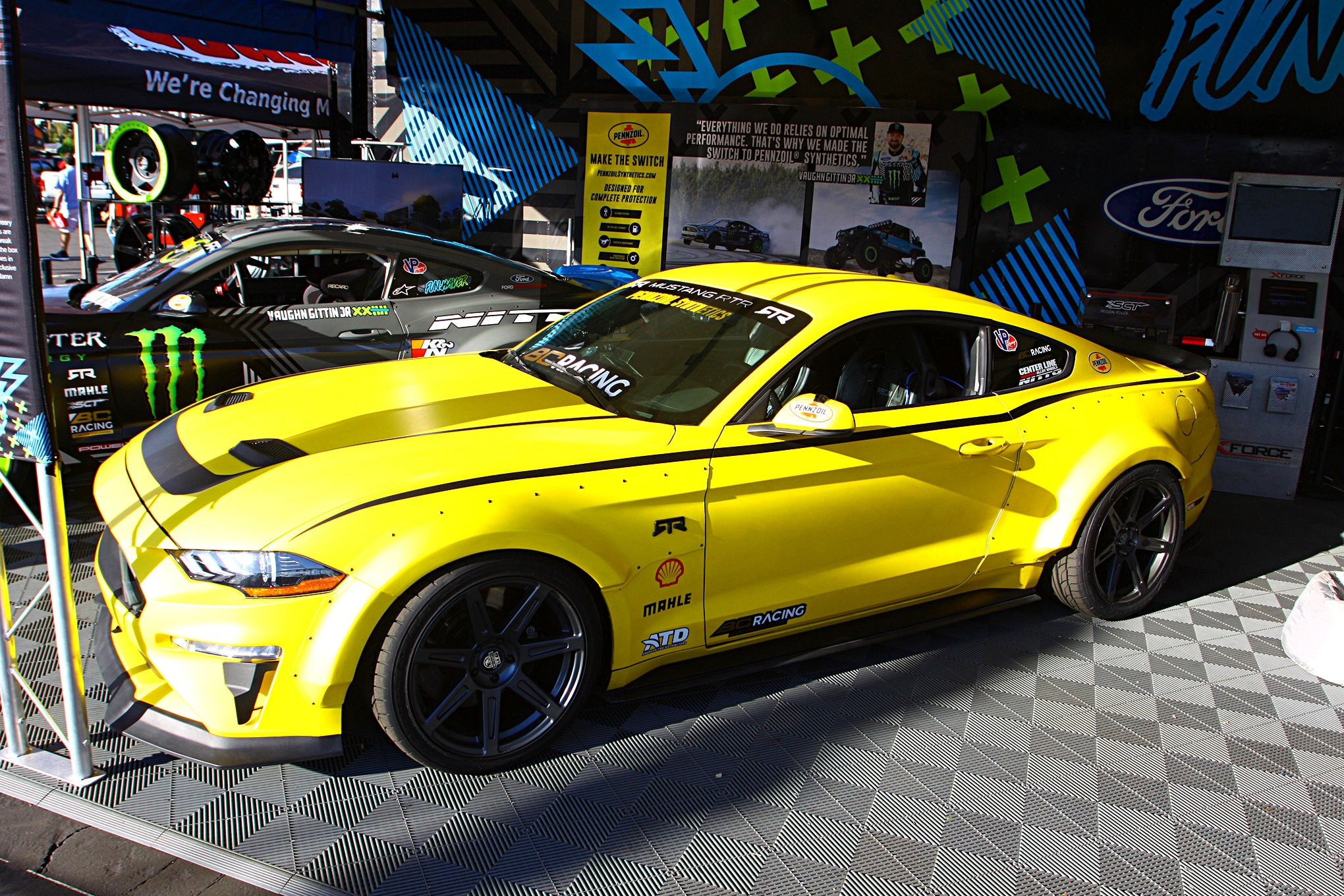 027 2018 Sema Fords Out Front