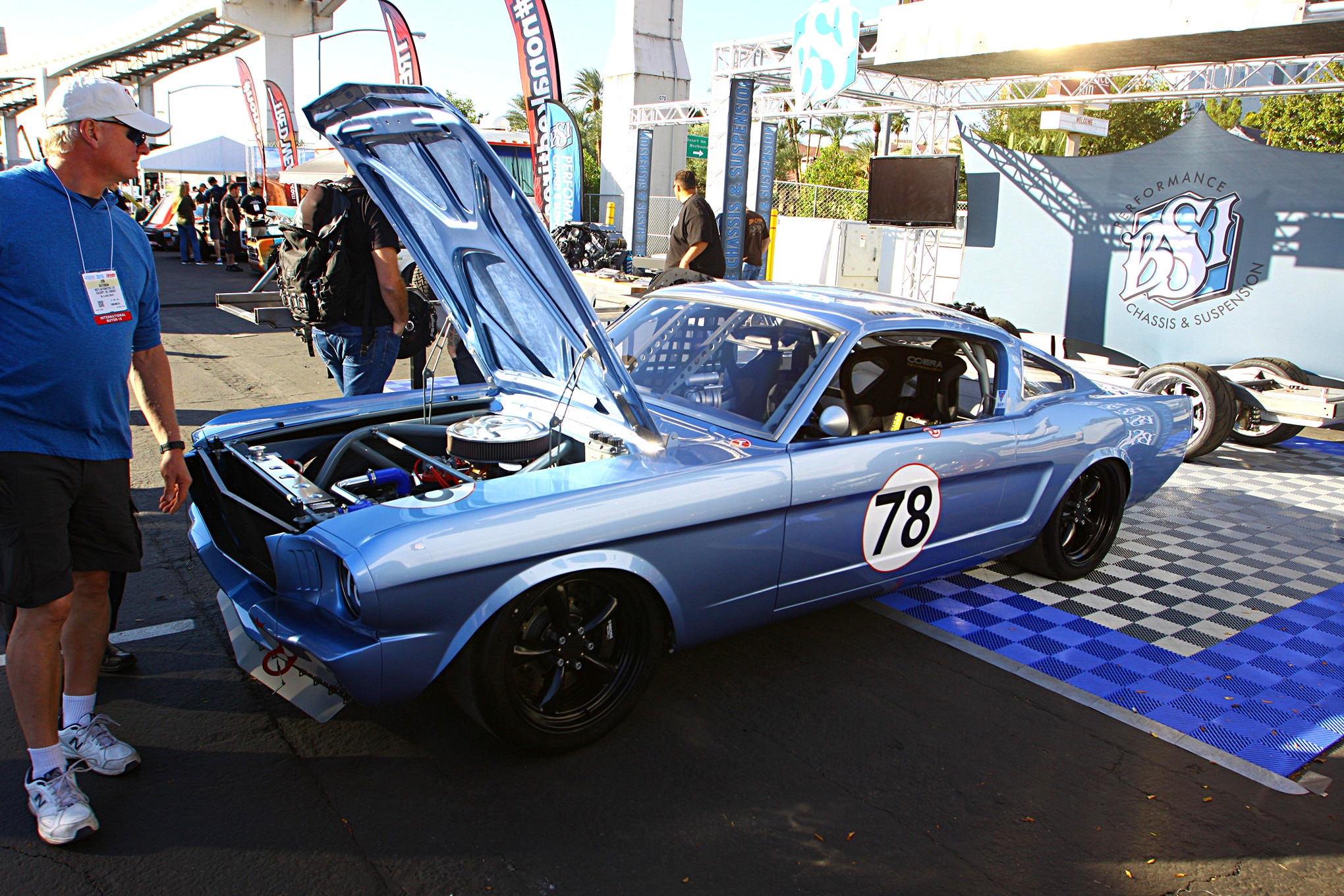 036 2018 Sema Fords Out Front