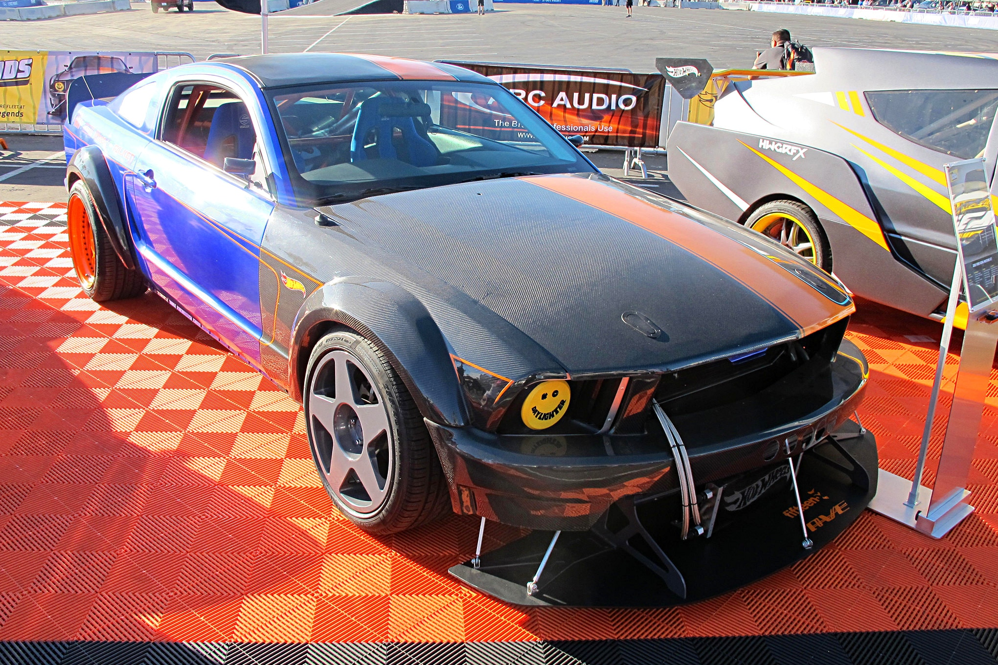 054 2018 Sema Fords Out Front