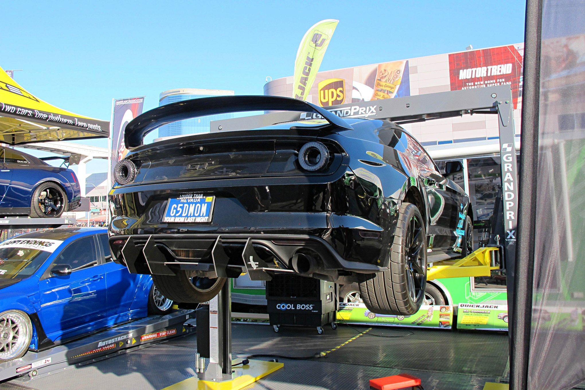 063 2018 Sema Fords Out Front