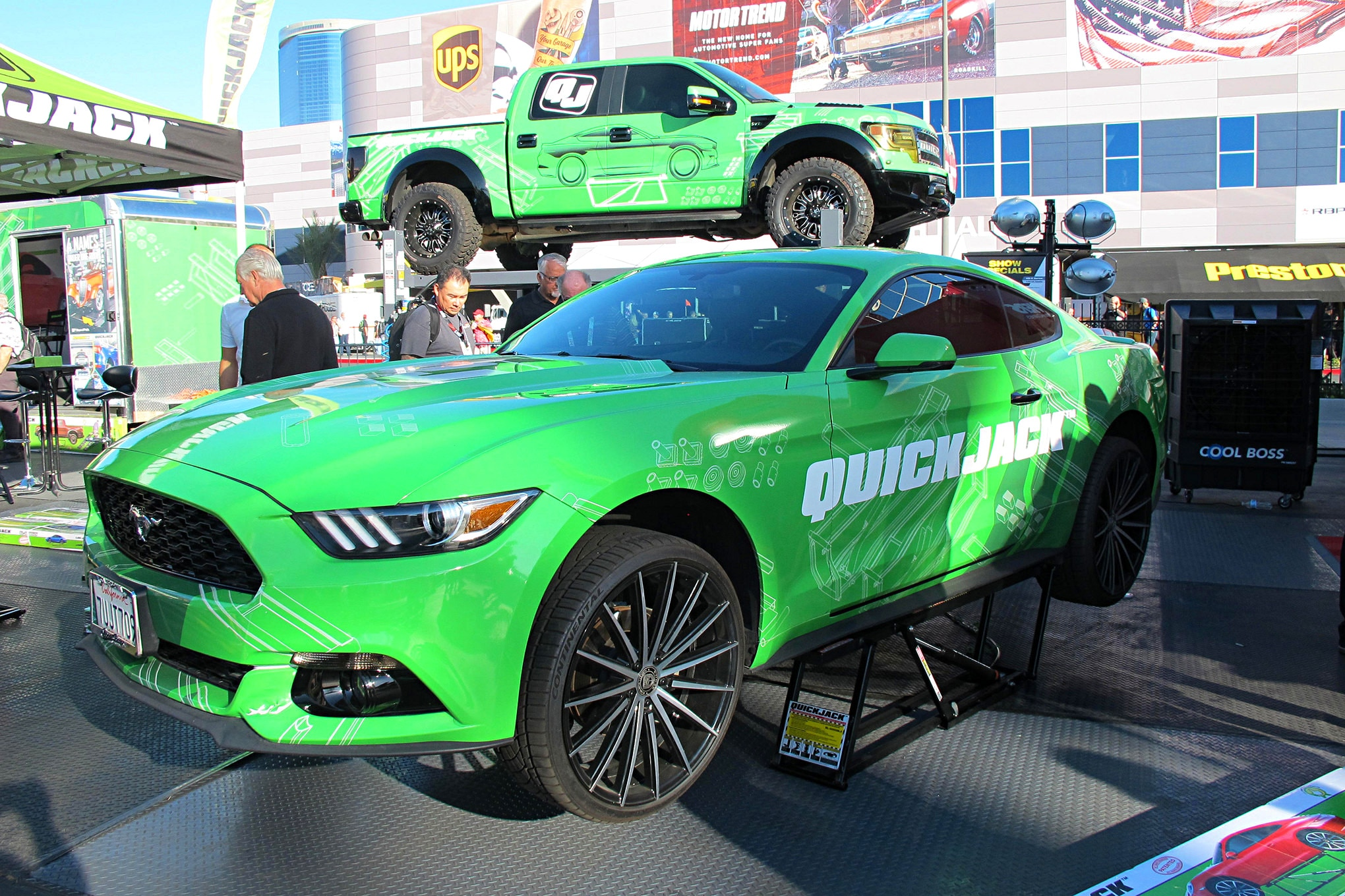 065 2018 Sema Fords Out Front