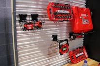 16 Craftsman Tools Slat Wall