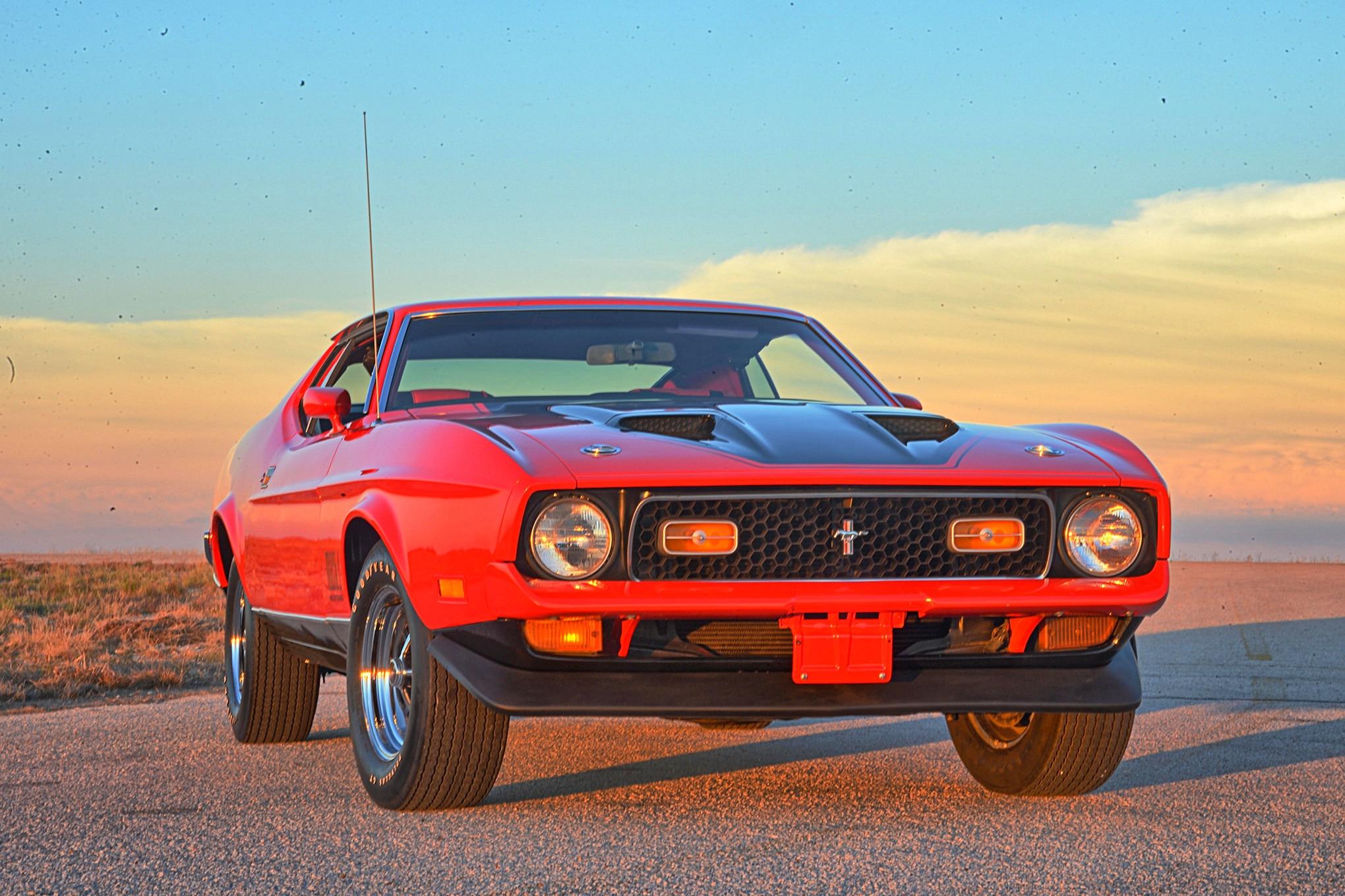 005 1971 73 Mustang SpottersGuide Heasley