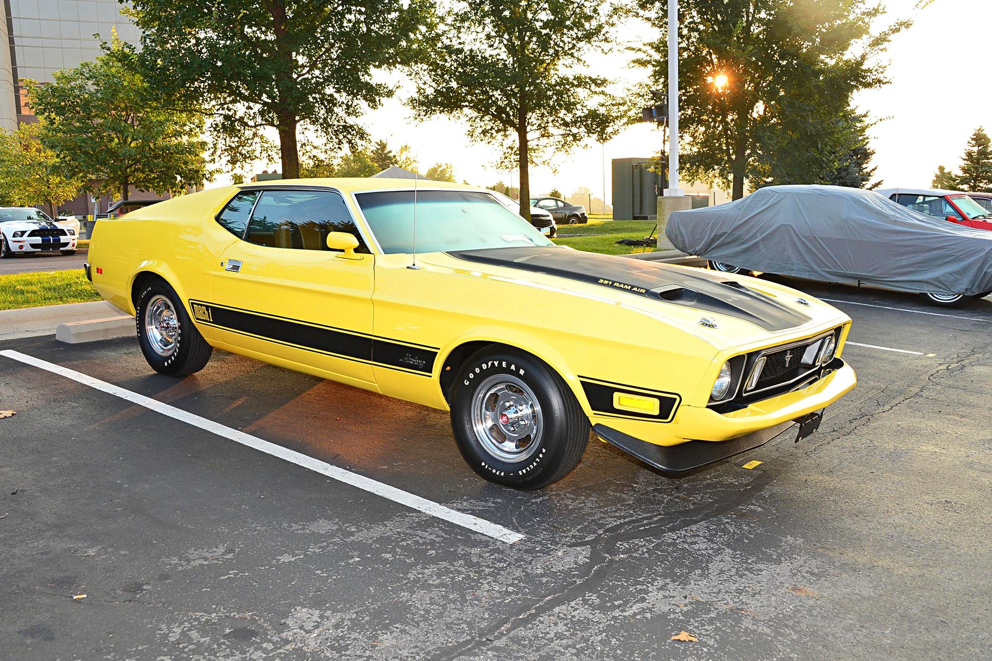 012 1971 73 Mustang SpottersGuide Heasley