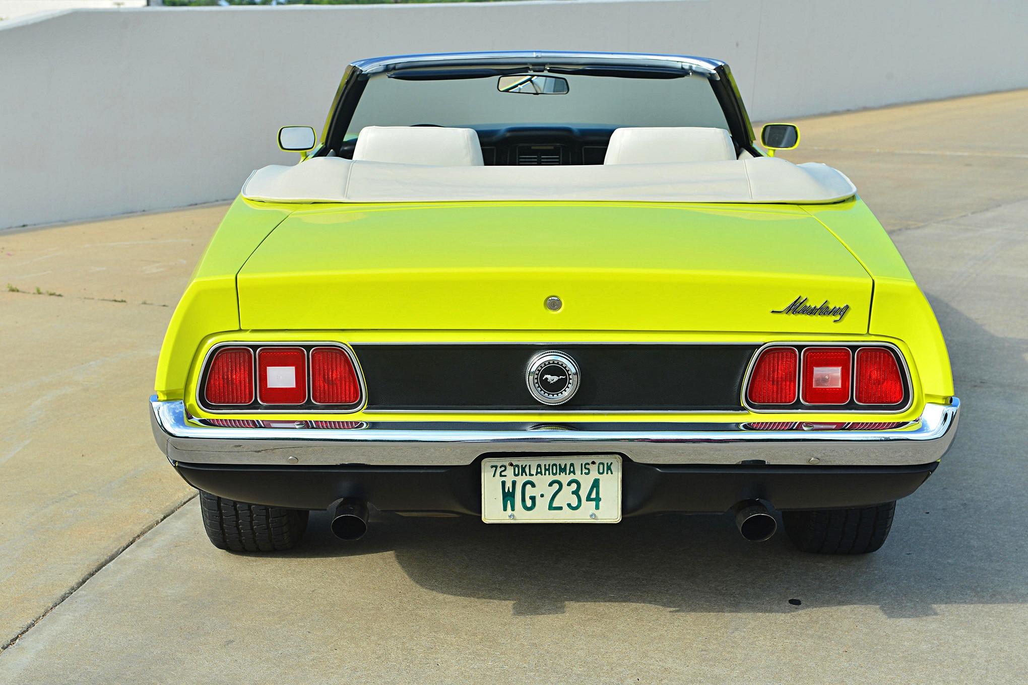 016 1971 73 Mustang SpottersGuide Heasley