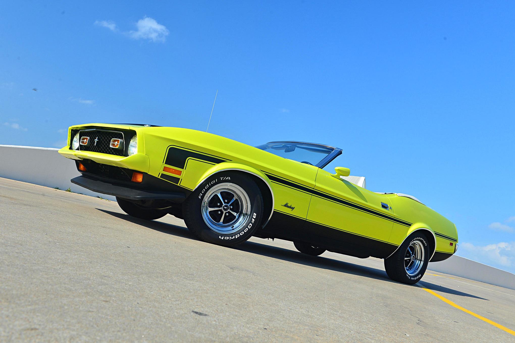 024 1971 73 Mustang SpottersGuide Heasley