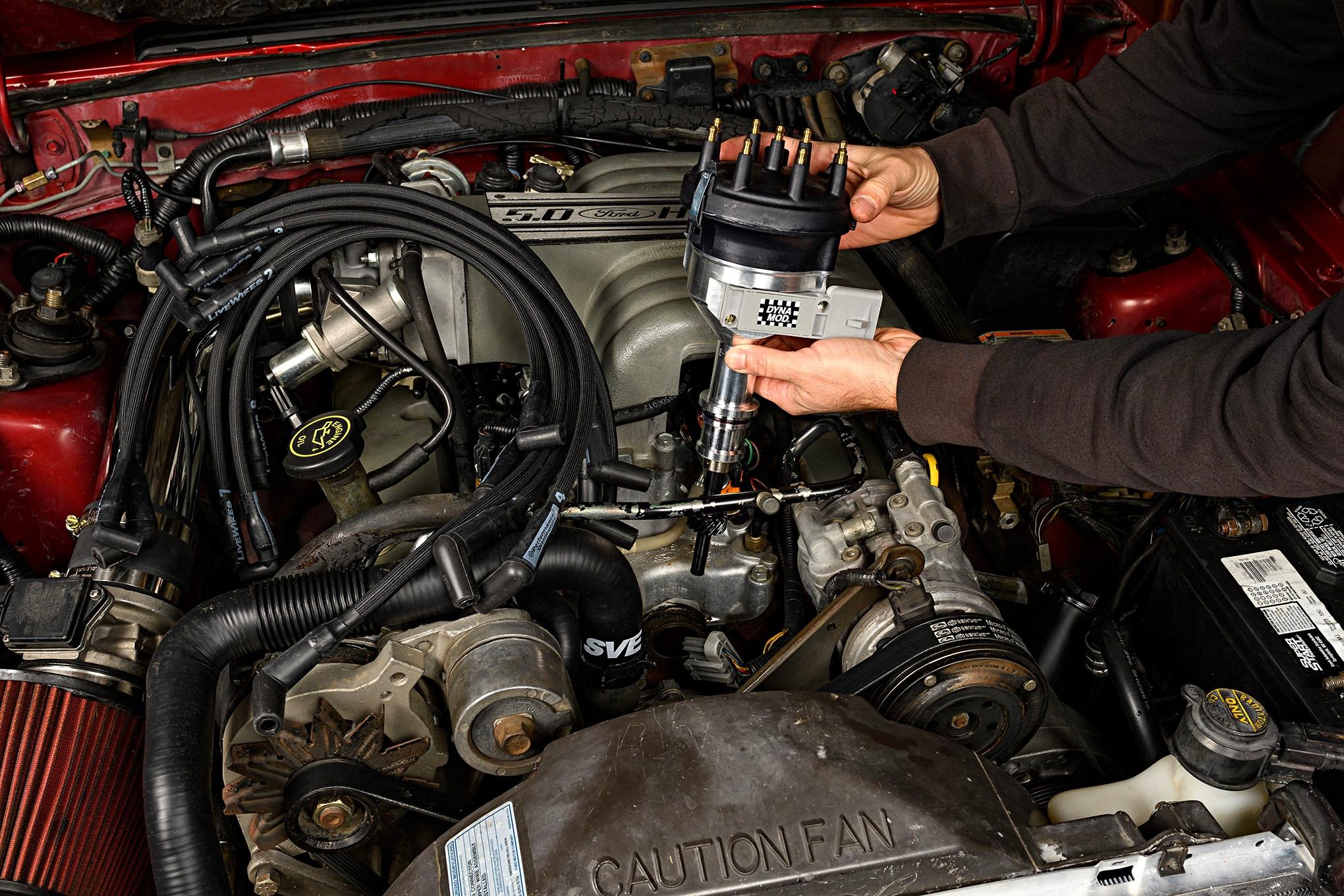 017 Mustang Performance Distributors Dui Installation