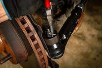 022 Mustang Outer Tie Rod End Installation