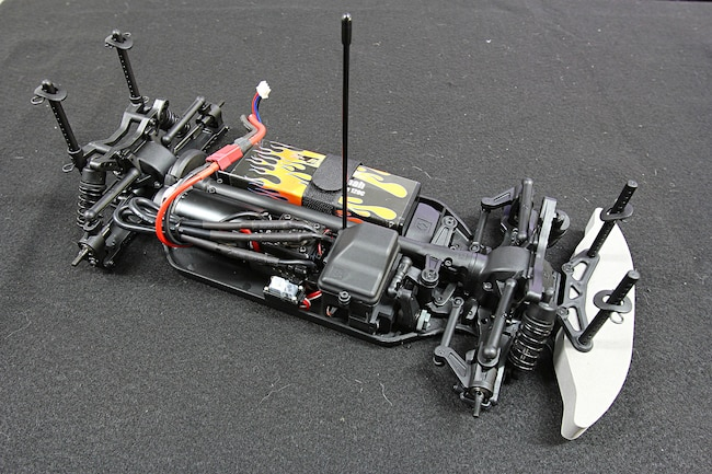 01 HPI Racing RS4 Sport3 Creator Edition Assembled