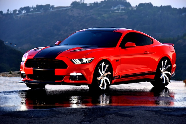 001 Gallagher 2015 Mustang Gt