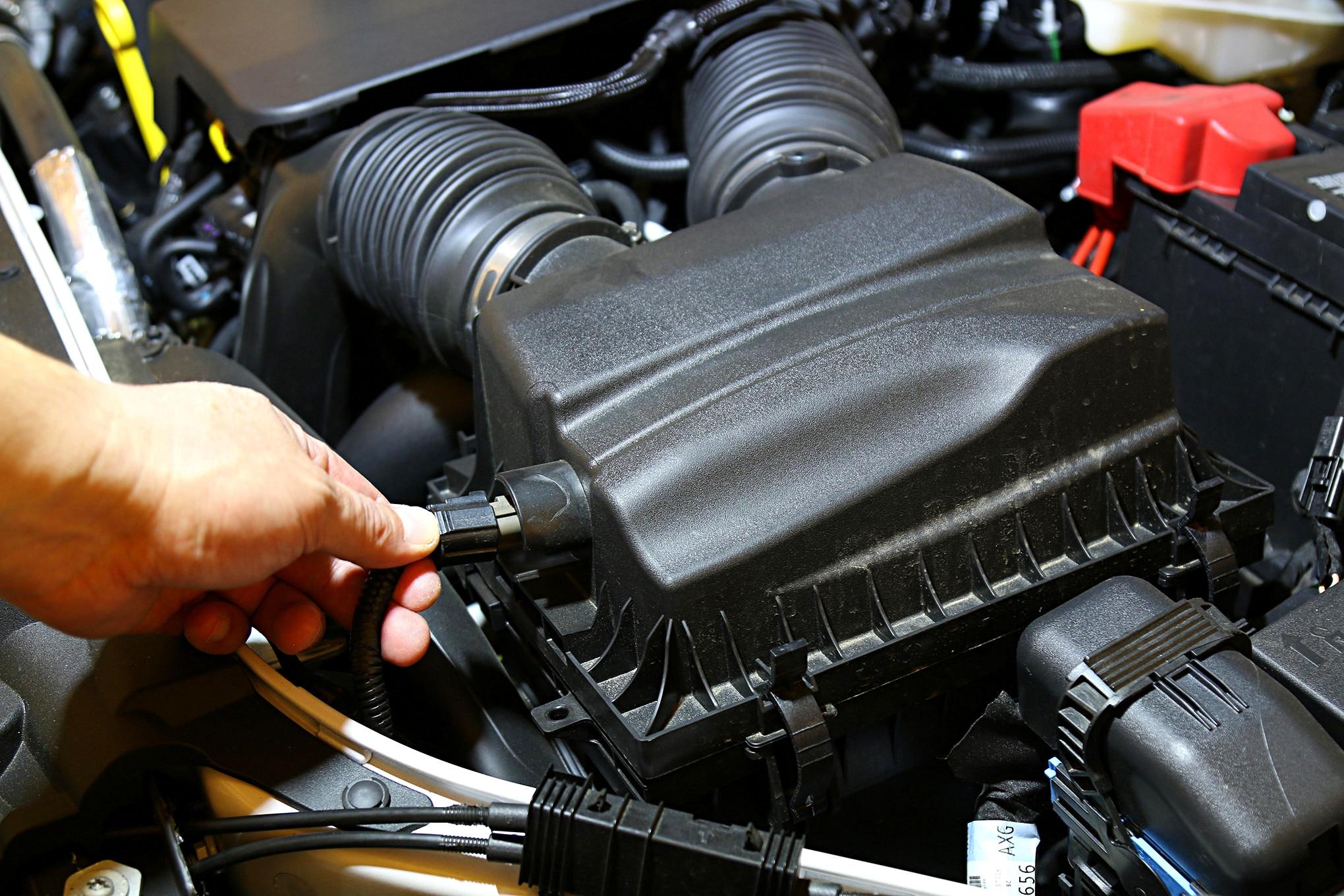 002 Ford Fusion Air Charge Temp Sensor