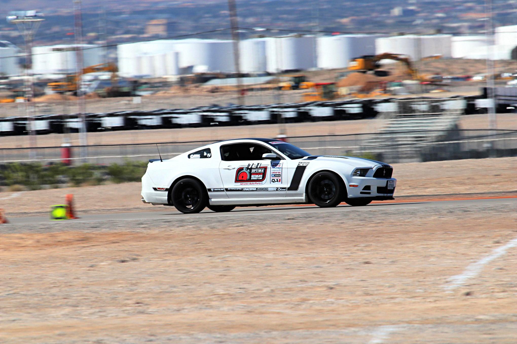 MMFF Nasario Birrueta 2013 Ford Mustang DriveOPTIMA LVMS 2019  119