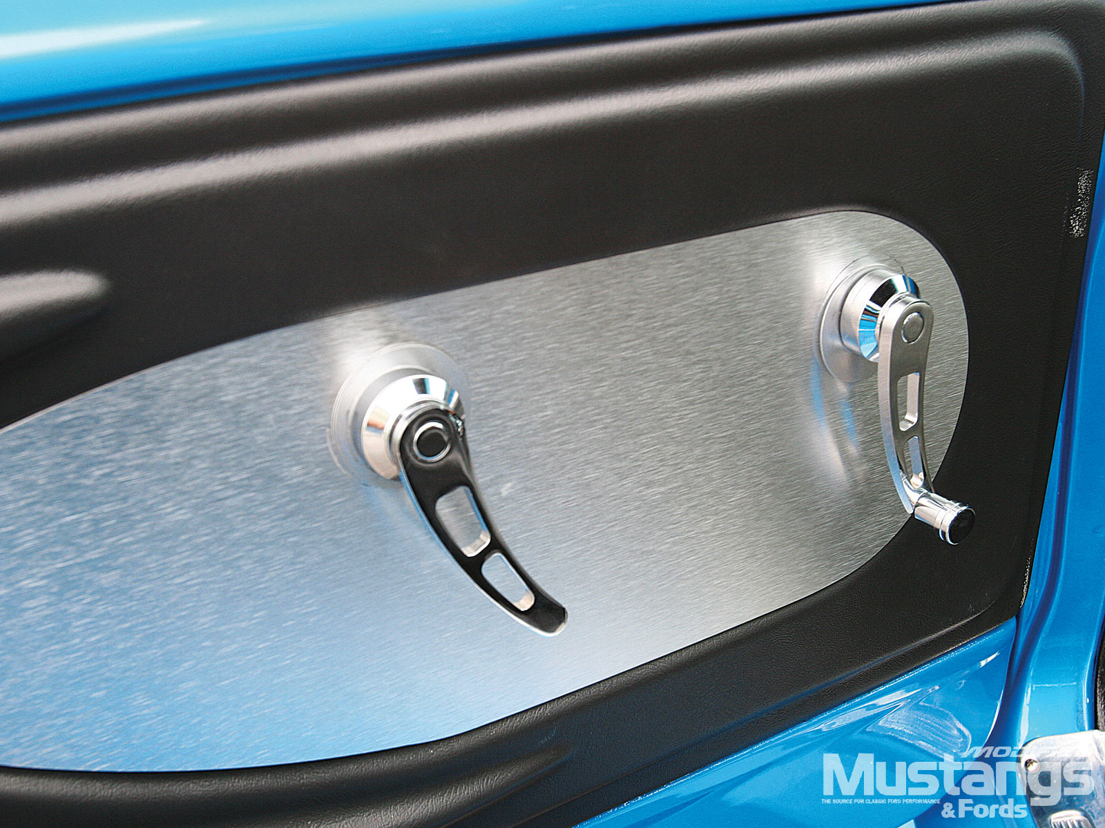 1965 Mustang Fastback Power Windows Handles