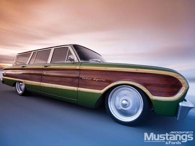 Mdmp 1003 02  1963 Falcon Squire Wagon Front Angle