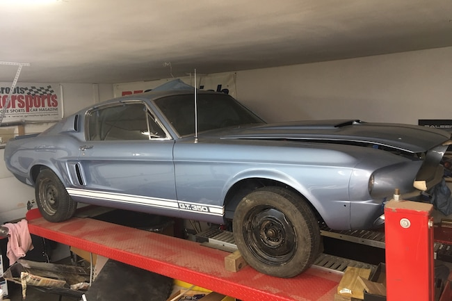 001 RareFinds 1967 Shelby GT350