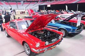 Mustangs at Mecum Phoenix-Glendale 2019 Auction