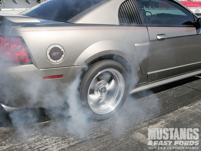 Mmfp 1003 01  Nitto Drag Radical Tires 2002 Mustang Gt