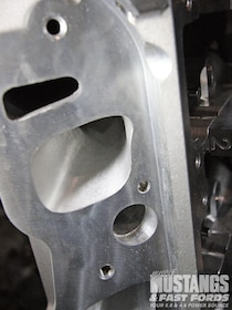 Ported Trick Flow Two-Valve Modular Engine Cylinder Head