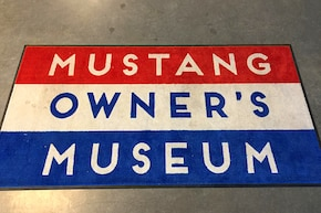The Mustang Owner's Museum opened on National Mustang Day, April 17th, 2019