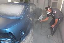 015 1999 Mustang Gt Paint Preparation Axalta Fitment