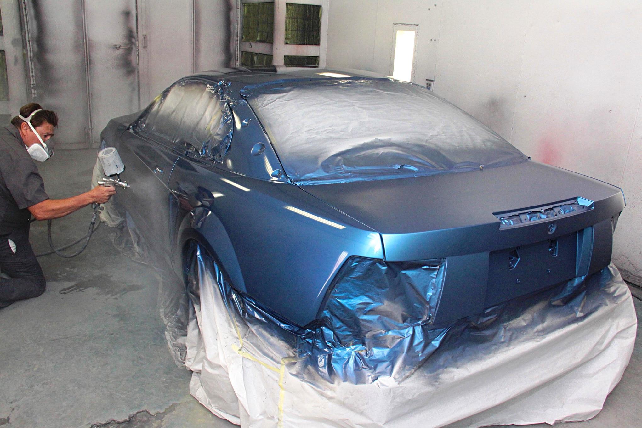 017 1999 Mustang Gt Paint Preparation Axalta Fitment