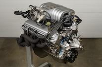 033 Mustang 302 Rebuild Engine Dressed Finished