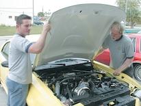 M5lp_0205_08_ Cobra_r_wheels_mustang_project_car Work_under_the_hood