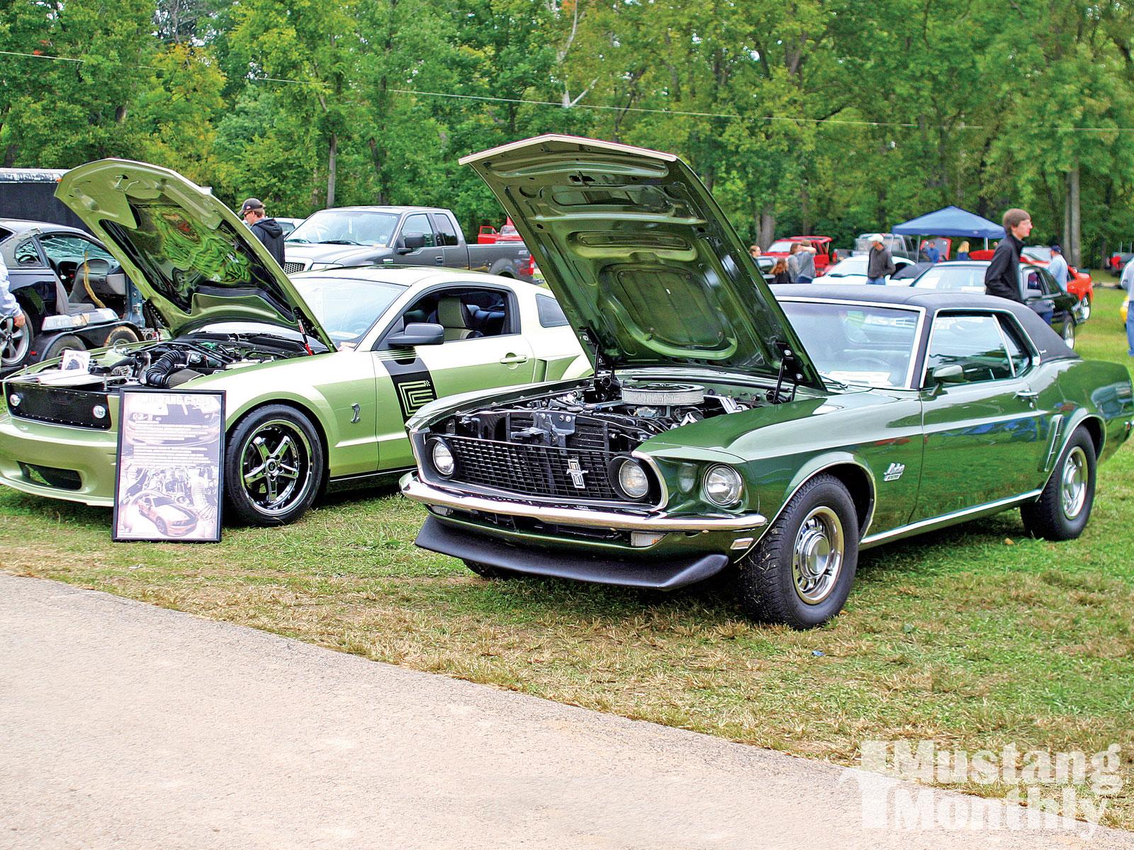 Mump 1003 05  Nitto Tire World Finals 1969 Mustang Grandes