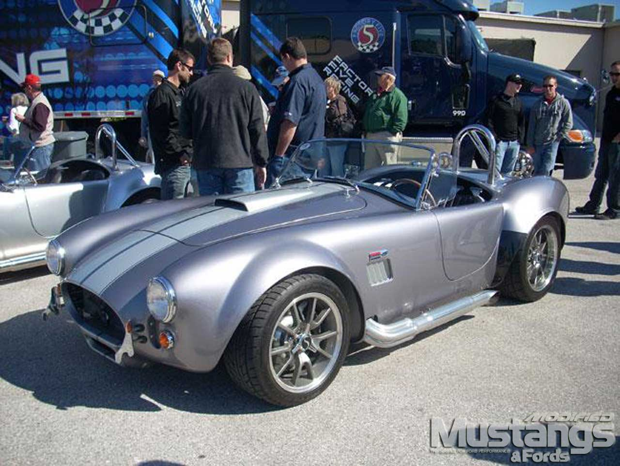 Factory Five Racing Cruise