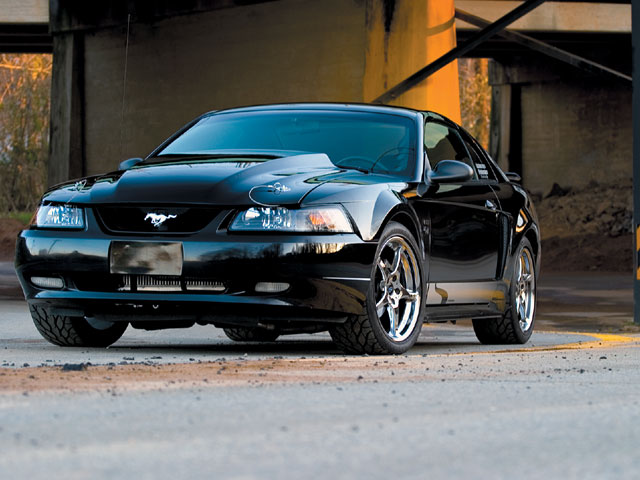 2001 Steeda Mustang Frontview