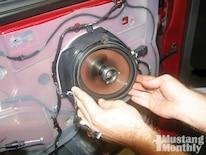 Mump_1001_05_ Shelby_kicker_stereo_upgrade Kicker_speaker_mounts