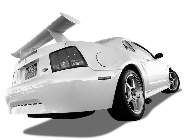 M5lp 0409 02  Eradispeed Brake Rotors Cobra Rear View