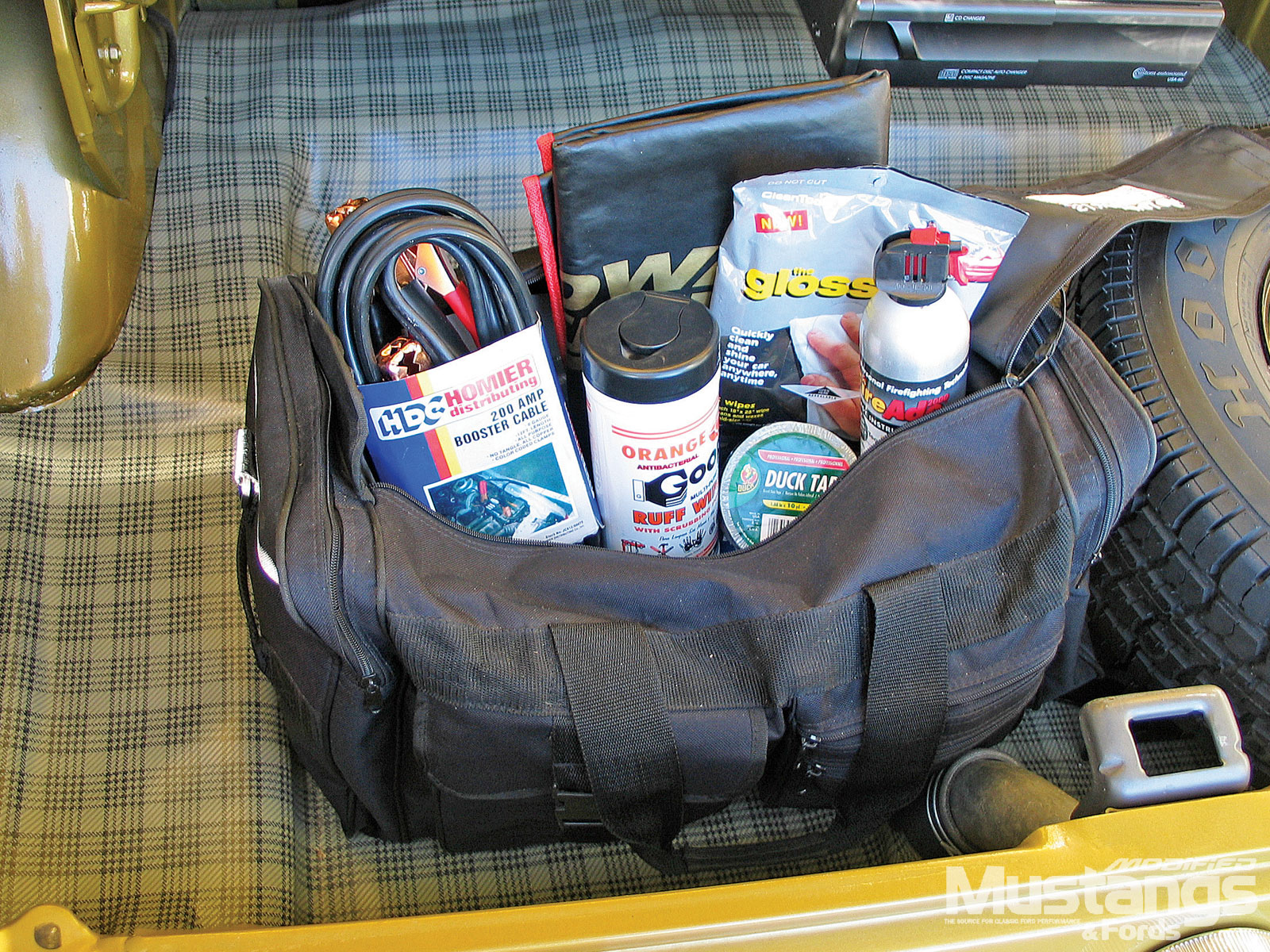 Road Side Emergency Kit Kit