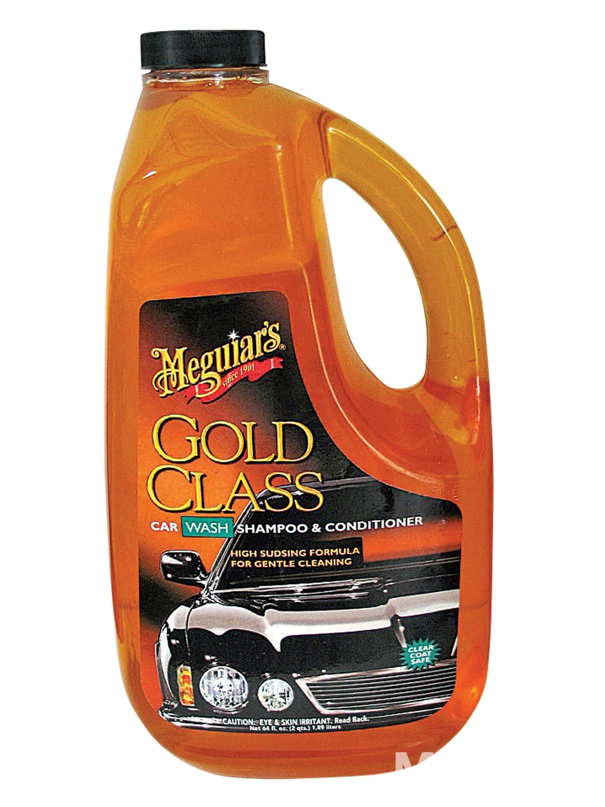 Ford Mustang Vintage Megular Gold Class Cleaner