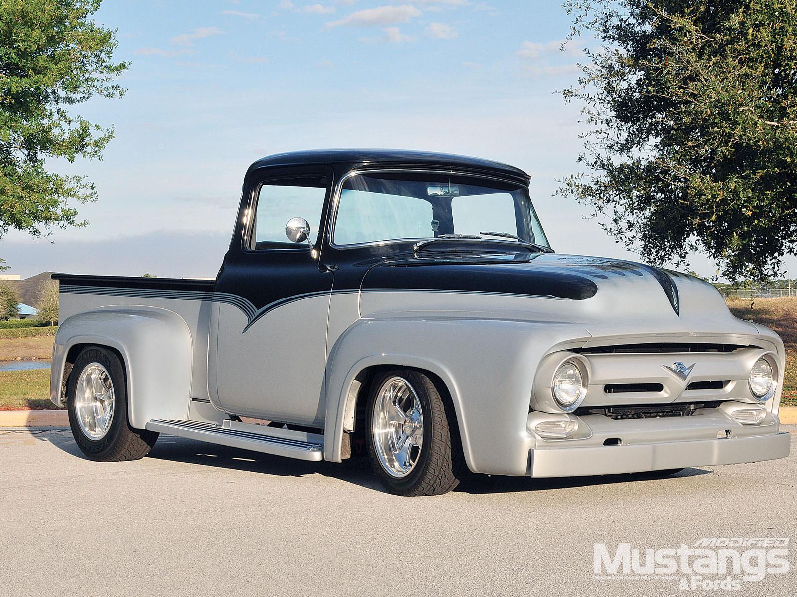 1956 Ford Truck Ford Pickup Sun Visor BLACK