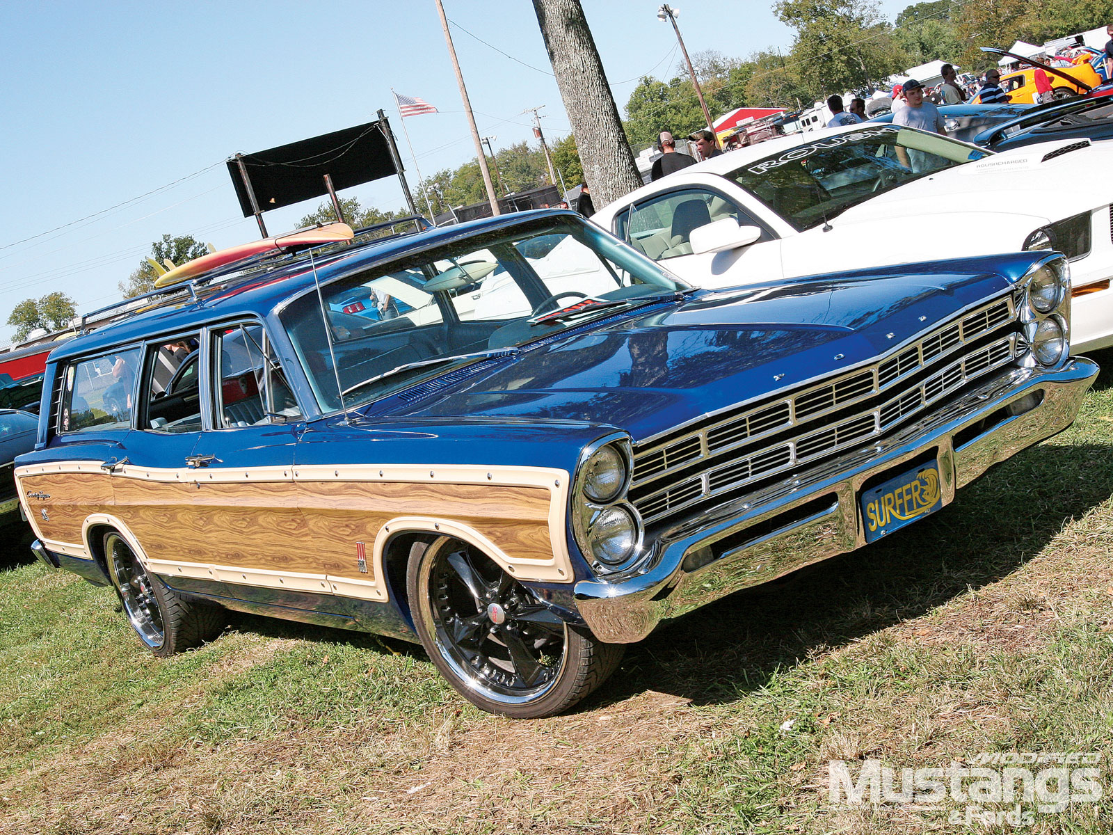 Nitto Tire Nmra World Finals 1967 Country Squire