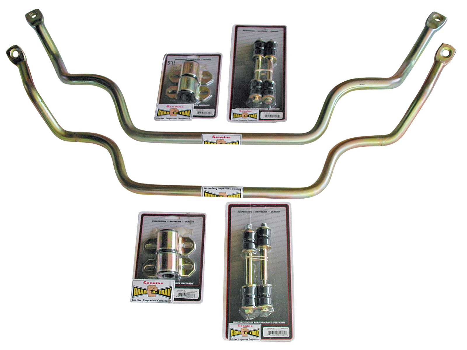Suspension Systems Anti Sway Bar